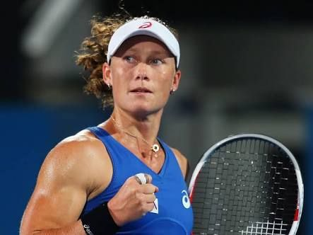 Sam Stosur      I love this tennis player