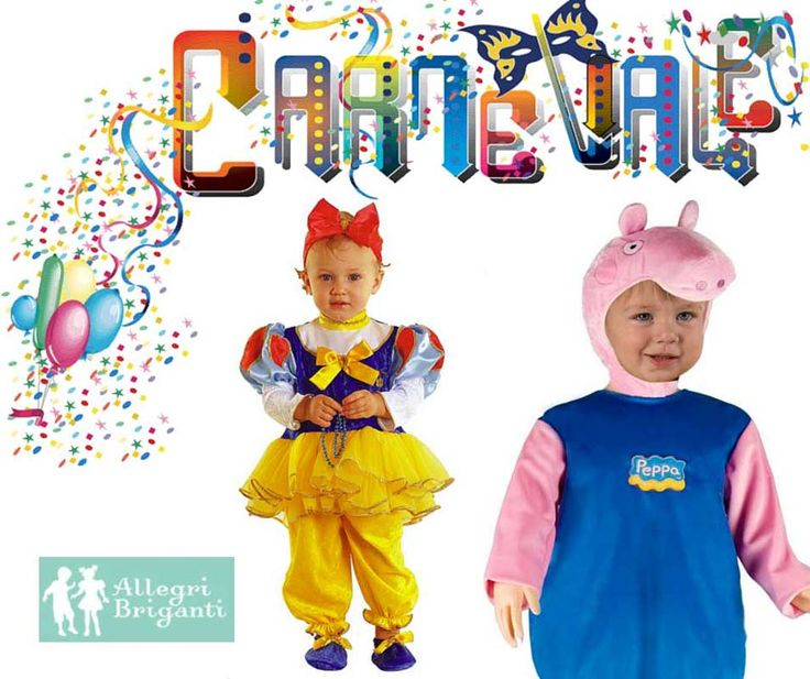 Arriva il carnevale: la festa per grandi e piccini  - Il Carnevale inizia ufficialmente l'1 Febbraio (anche se le manifestazioni carnevalizie in giro per l'Italia sono già iniziate), e quindi è il momento di pensare a come fare divertire i tuoi figli: stelle filanti, coriandoli, ma soprattutto maschere e travestimenti. Insomma, è ora di cercare i ...-  #CostumiCarnevaleBambini
