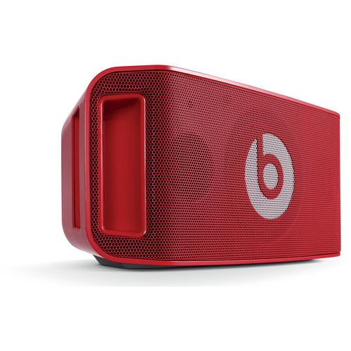 Beats by Dr. Dre Beatbox Portable Lil Wayne (Red) MH712AM/A B&H