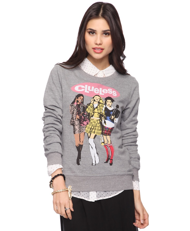 Clueless Character Top  want one  -  clueless if my fav series way back everything is fancy pink-ish/girlie, plus im a big fan of alicia silverstone ... love her as cher horowitz...