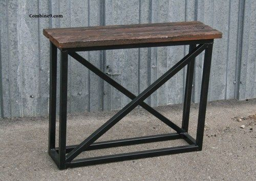 Attractive Best 25+ Industrial Console Tables Ideas On Pinterest | Industrial Furniture,  Tv Table Stand And Farmhouse Tv Stand