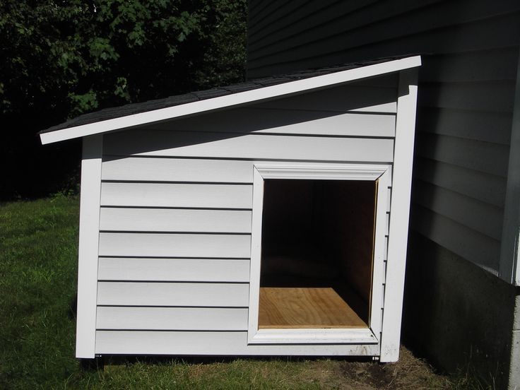 Lean To Type Dog House For The Fur Babies Pinterest