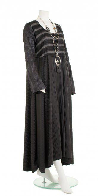 Yiannis Karitsiotis Exclusive Stripe Occasion Dress at Idaretobe.com