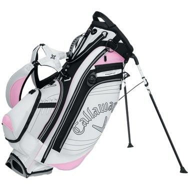 Love this hyper-lite ladies golf bag by Callaway!