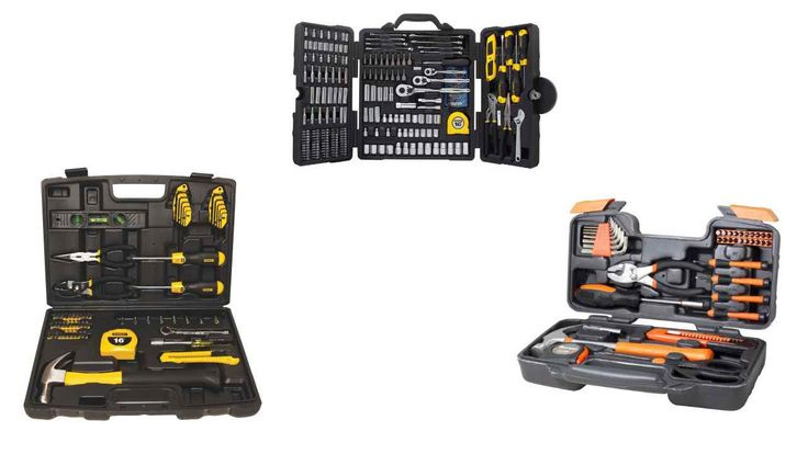 Top 3 Best Cheap Tool Sets Reviews 2016 - Best Tool Set for Home