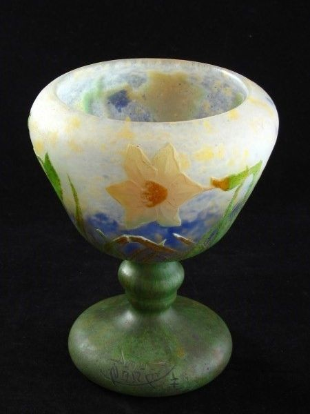 490 Best Images About Daum Nancy Glass On Pinterest Auction Glass Vase And Glasses