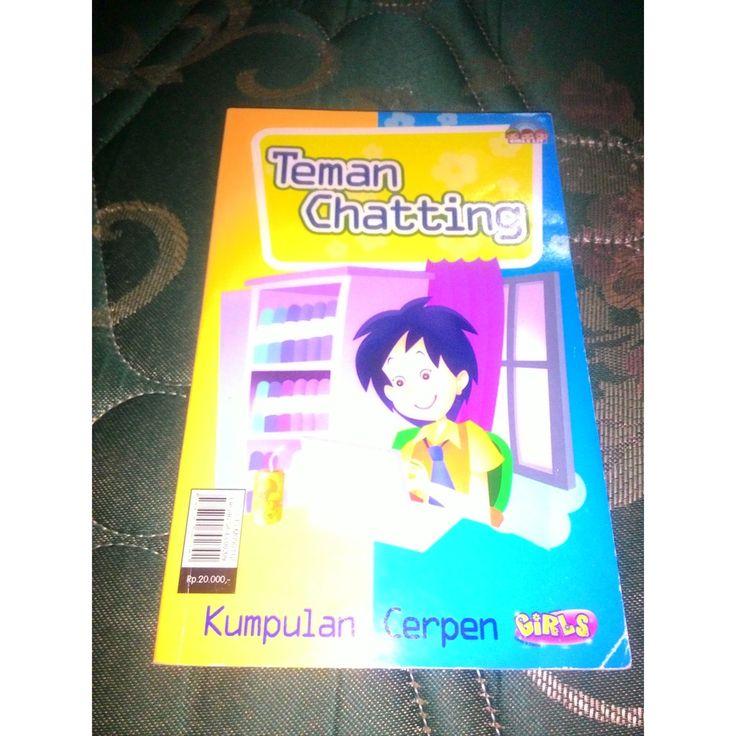Saya menjual Novel Anak   Teman Chatting   Kumpulan Cerpen seharga $15000.00. Dapatkan produk ini hanya di Shopee! https://shopee.co.id/phanazya/319743088 #ShopeeID
