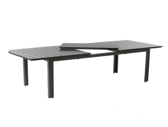 Cebu Udtræksbord Sort - 2.999,00 kr.