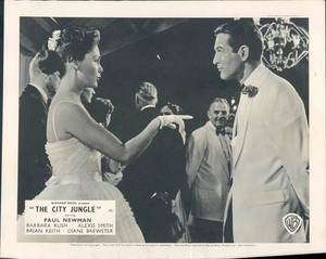 """The Young Philadelphians---------Lobby Card """" The Young  Philadelphians"""""""