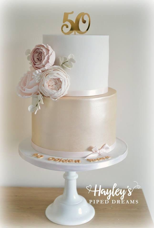 40++ Golden wedding cake designs ideas in 2021