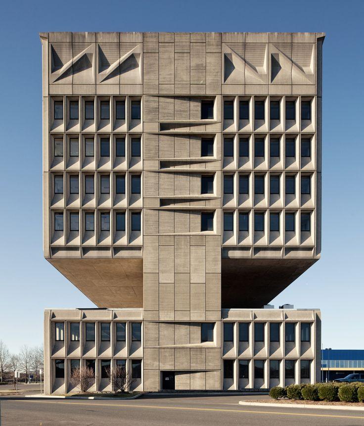202 best images about concrete gfrc on pinterest zaha hadid architecture - Marcel breuer architecture ...