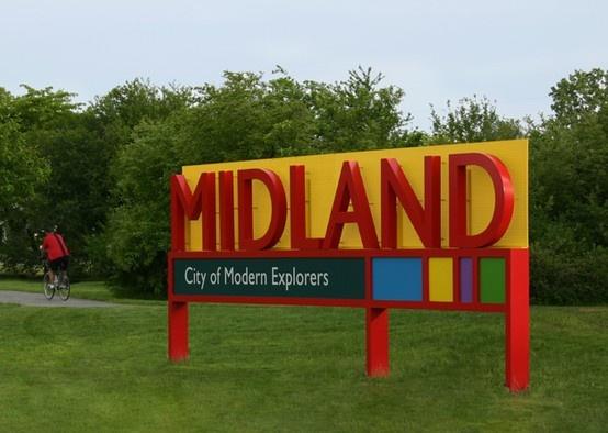 Midland, Michigan Gateway