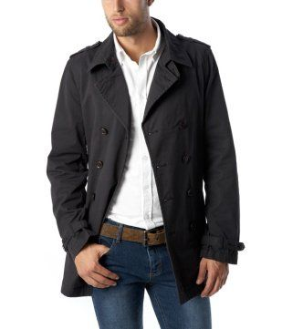 Trench court homme #Promod #men #fashion