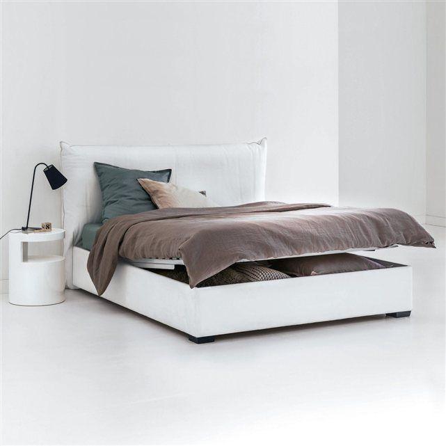 Les 25 meilleures id es de la cat gorie oreiller volant for Housse tete de lit la redoute