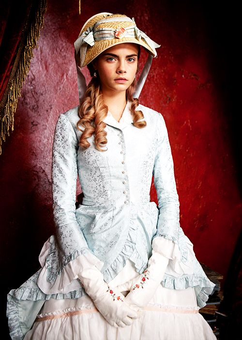 Cara Delevingne in 'Anna Karenina' (2012).