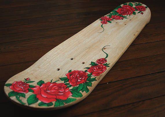 Planche skateboard personnalisée