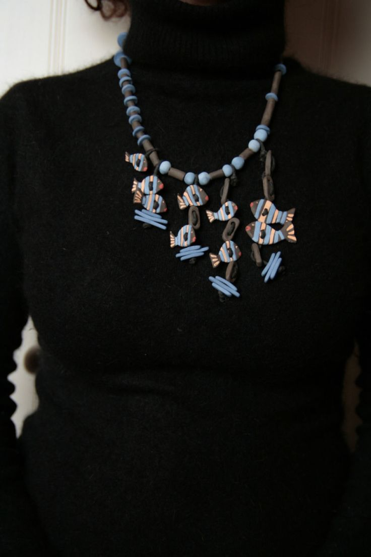 Handmade Jewelry Egeo: Paper Jewelry Designs On Etsy | Bored Panda