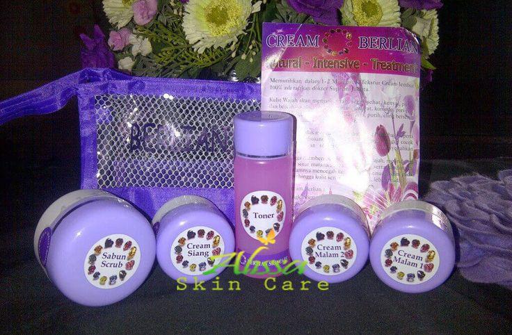 Produk skin care korea untuk memutihkan wajah