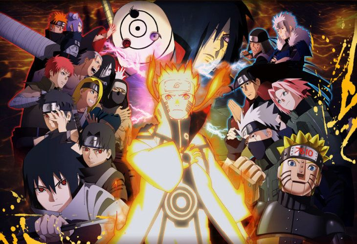Top 10 Strongest Naruto Characters List