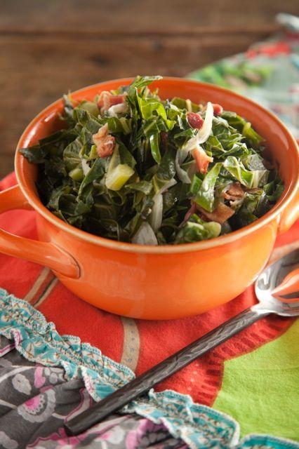 Collard Greens Recipe Paula Deen Food Network