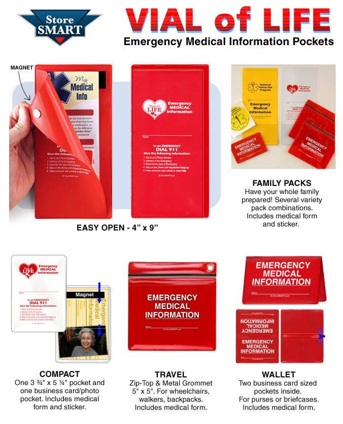 16 best In Case of Emergency images on Pinterest Pockets, Med - school medical form