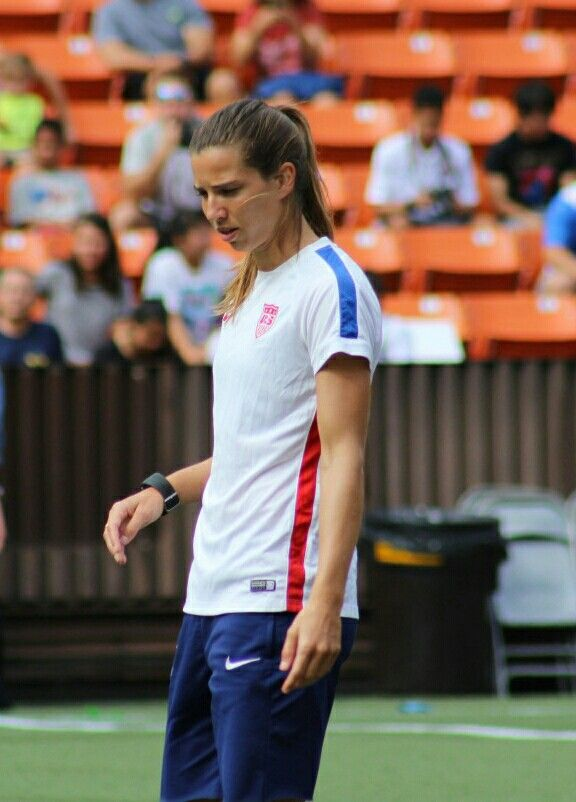 Tobin Heath 12.2015