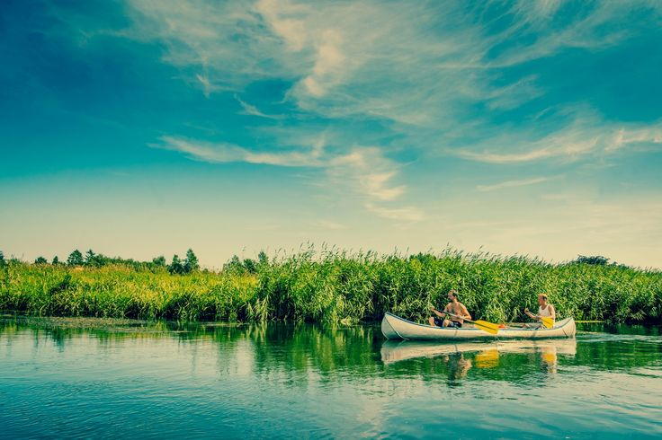 Photograph Canoeing by Kasper Nymann on 500px