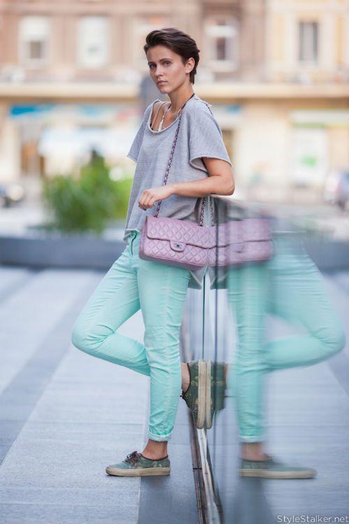 street fashion street style moda uliczna warsaw