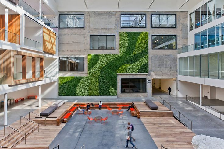 Airbnb's San Francisco Headquarters1