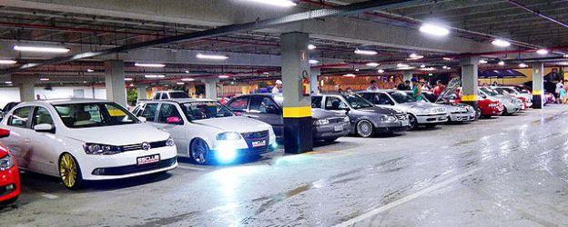 Encontro de carros modificados do SSCLUB de Fortaleza (CE). Fotos: Pablo Stkbr