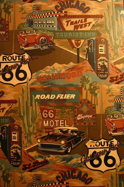 Route 66 Wallpaper, Launching Pad Diner, Wilmington, Illinois …