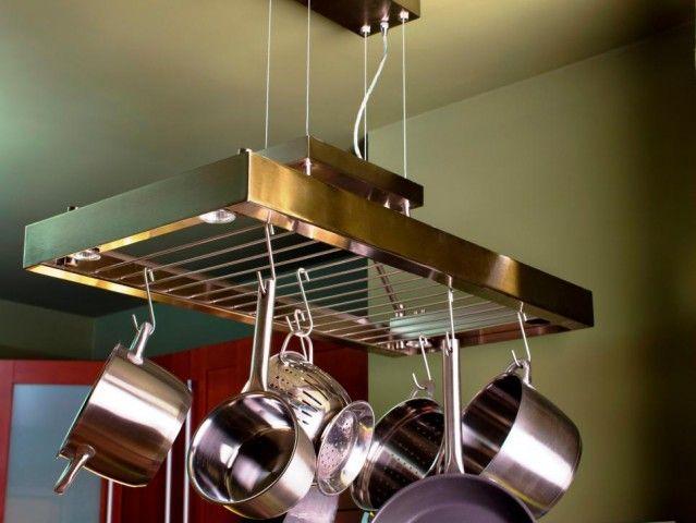 Примеры хранения на кухне. Очень милые идеи! 1