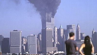 Útok na věže WTC v New Yorku 11. září 2001
