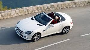 Mercedes Benz SLK 250 CGI - Dealer Mercedes Benz