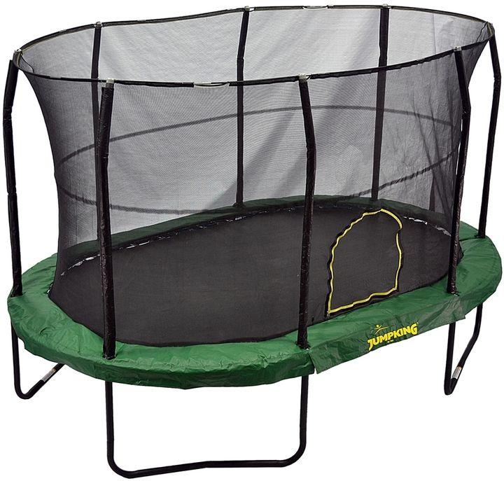 Bazoongi Jumpking Large Trampoline