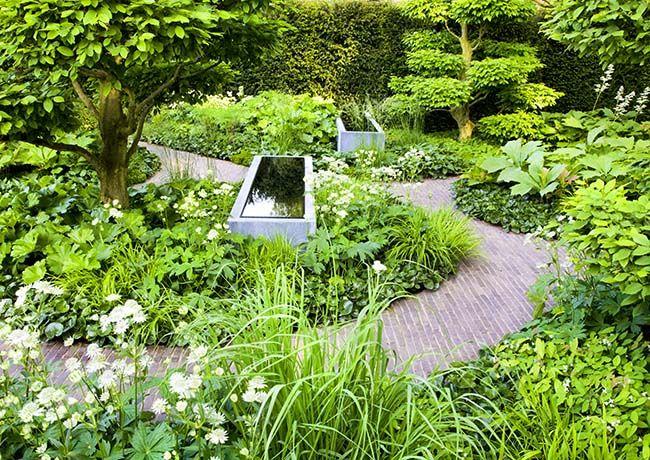 Tom Stuart Smith - Laurent Perrier garden