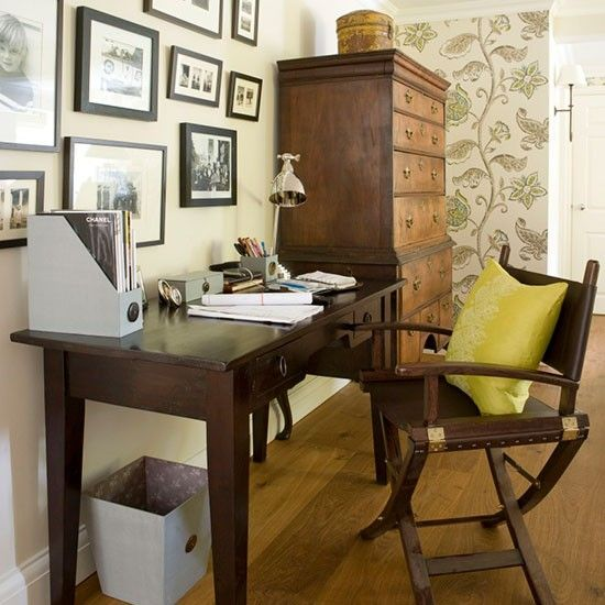 Beautiful Home Office Ideas: 17 Best Ideas About Traditional Home Offices On Pinterest
