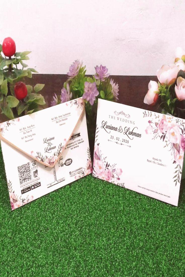 Wedding card undangan murah Undangan Murah Bandung on