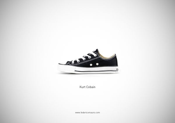 Famous shoes.