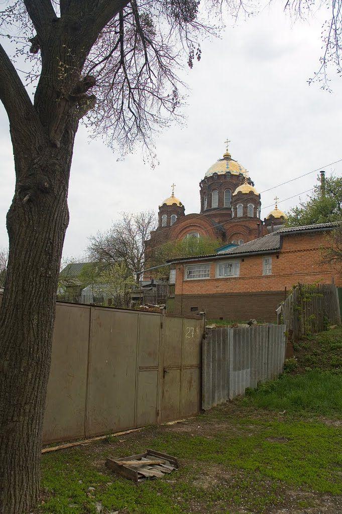 Храм.  Фото Кирилл Борцов