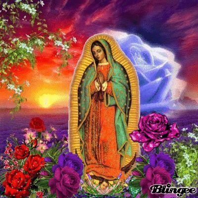 100 imágenes de la Santísima Virgen de Guadalupe - Reina de México y Emperatriz de América - La Guadalupana   Banco de Imágenes Gratis .COM (shared via SlingPic)
