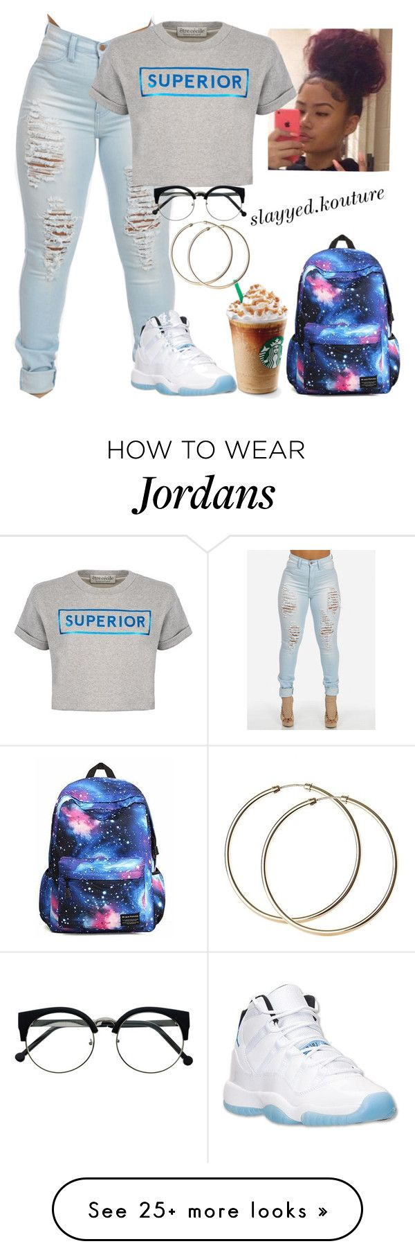 """""""Untitled #318"""" by slayyedkouture on Polyvore featuring Être Cécile and Retrò"""