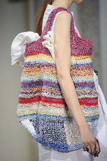 Crochet Bag Inspiration from Daniela Gragis