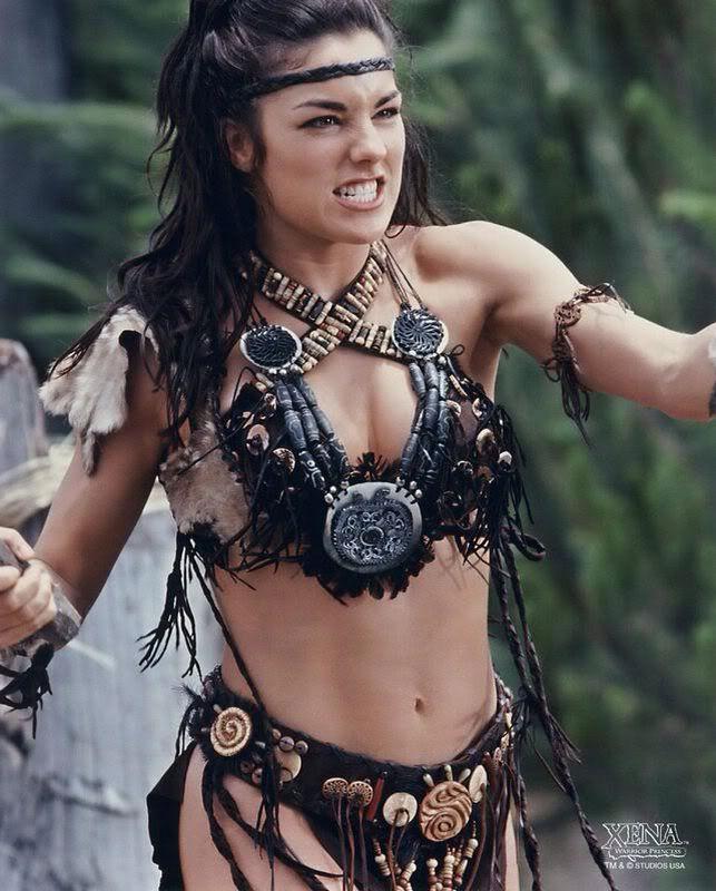 Gorgeous Girl Hd Wallpaper Tsianina Joelson Varia In 2019 Warrior Princess