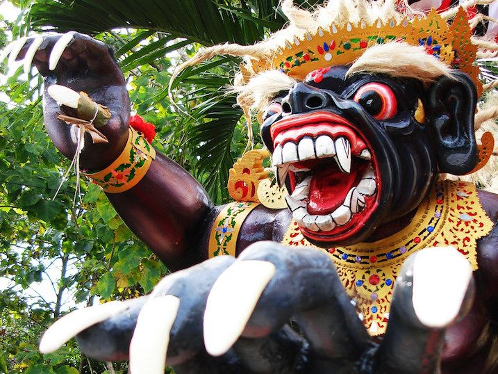 This is your chance to experience real traditional Bali on a most famous and sacred day!