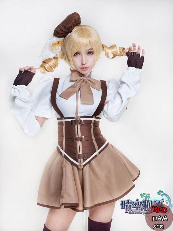 Yu Zhi Qing - So Cute And Charming ♥#Costumeideas