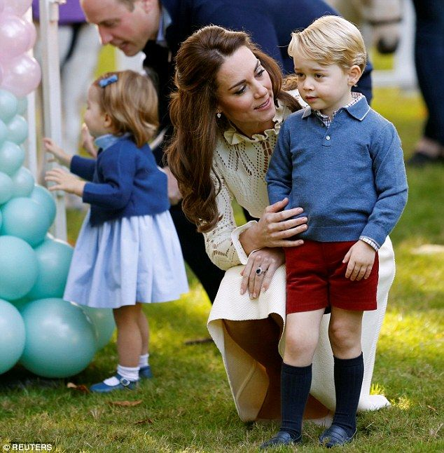 The three-year-old charmed party-goers, petting the animals and blowing bubbles...