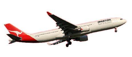Qantas Airways Airbus A330-300