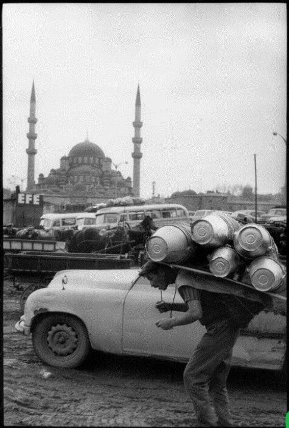 istanbul_Eminönü - 1964