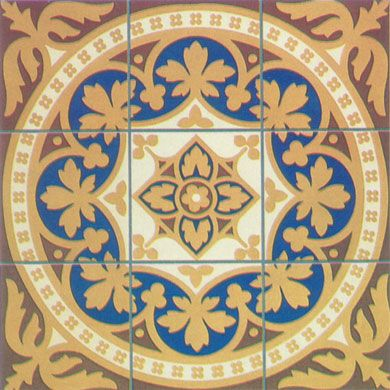 12 Best Images About Victorian Tiles On Pinterest